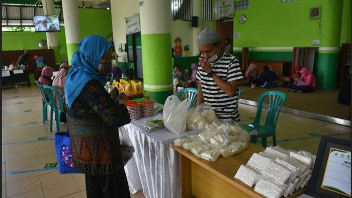 Sambut Bulan Suci Ramadhan 2021, Yayasan Baitul Mu'miniin BKDI Bali Adakan Kegiatan Bazzar Murah