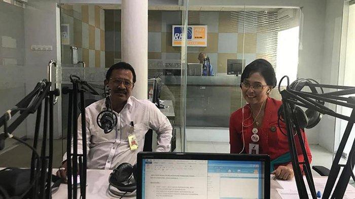 BBPOM di Denpasar dan PD Pasar Berkolaborasi Beri Edukasi Lewat Talkshow RRI
