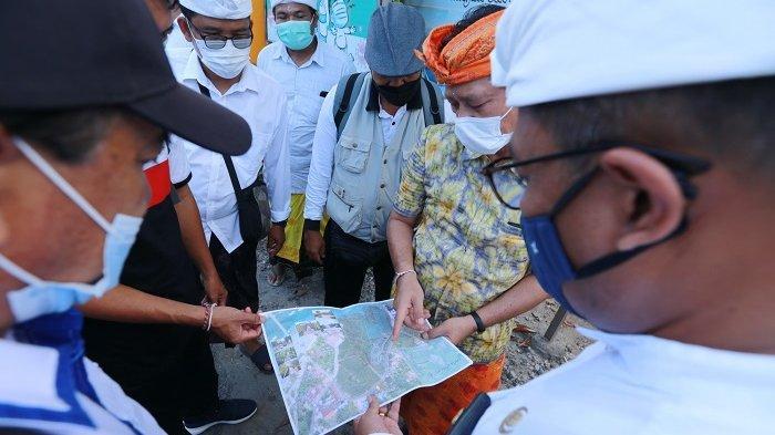 Kembangkan Komoditas dan Potensi Laut Nusa Penida, Bupati Suwirta Datangkan Tim Ahli BBRBLPP