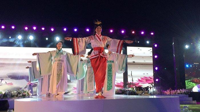 Festival BCS China-Indonesia Digelar di Bali, Ajang Pertukaran Seni dan Budaya Lokal