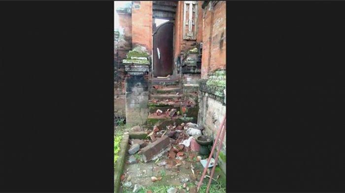 Pemedal Agung di Kota Semarapura Klungkung Alami Kerusakan, Perbaikan Tunggu Hasil Penelitian BPCB