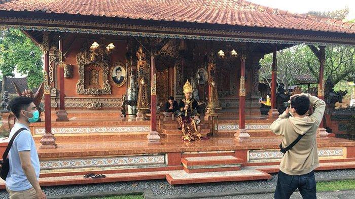 Puri Lanang Sibang Kaja di Kabupaten Badung, Kini Jadi Lokasi Favorit Foto Prewedding