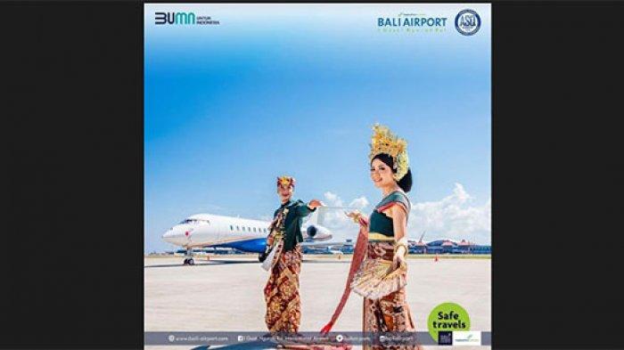 Mau Foto Prewedding di Area Bandara Ngurah Rai Bali? Bisa Loh, Berikut Informasinya