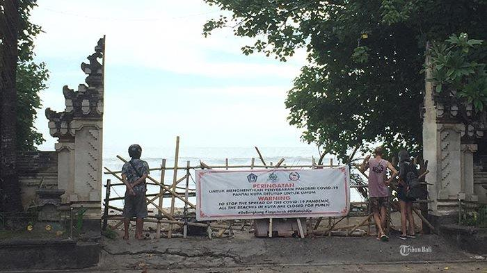 Penjelasan BBMKG Wilayah III Denpasar Soal Fenomena Banjir Rob di Sejumlah Pantai di Bali