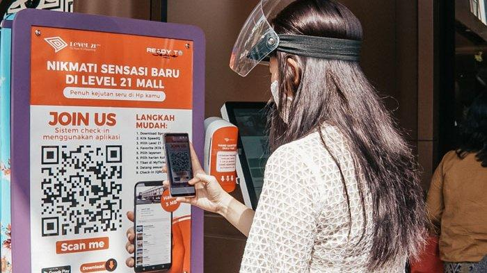 Pembukaan Mal di Denpasar Tunggu SE Gubernur, Satgas Minta 7 Mal Ujicobakan Aplikasi Pedulilindungi