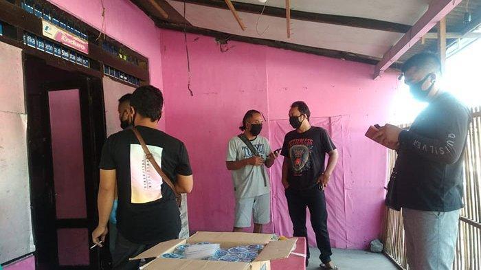 Toko Tas Kulit di Klungkung Disatroni Maling, Kerugian Capai Jutaan Rupiah