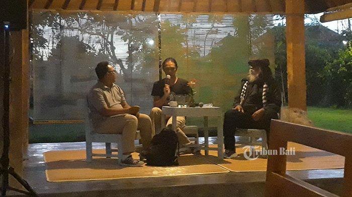 Bedah Novel Leak Tegal Sirah Karya Samar Gantang, Ungkap Kisah Korban Pembunuhan 1965 di Bali