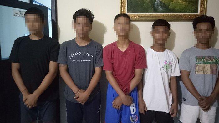 Komplotan Begal Usia 17 Tahun ke Bawah di Kuta Bikin Resah, Mahasiswa Jadi Sasaran