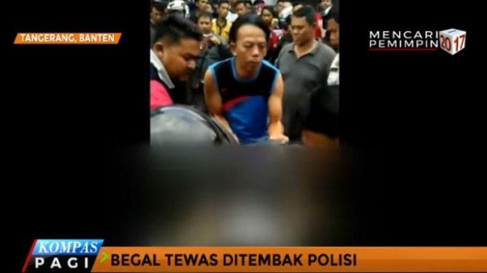 Usai Tembak ke Arah Polisi Dua Kali, Pelaku Begal Sadis Tewas Gara-gara ini