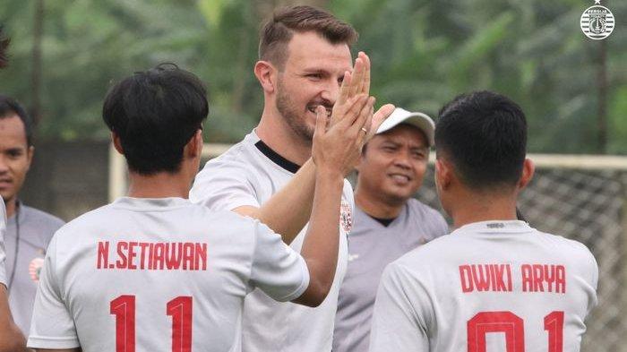 Eks Bek Juventus Akhirnya Gabung Latihan Persija Jakarta, Marco Motta: Kondisi Saya Belum 100%