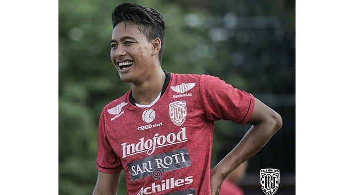 Pulih Total dari Cedera, Bek Bali United Andhika Genjot Fisik ke Performa Terbaik