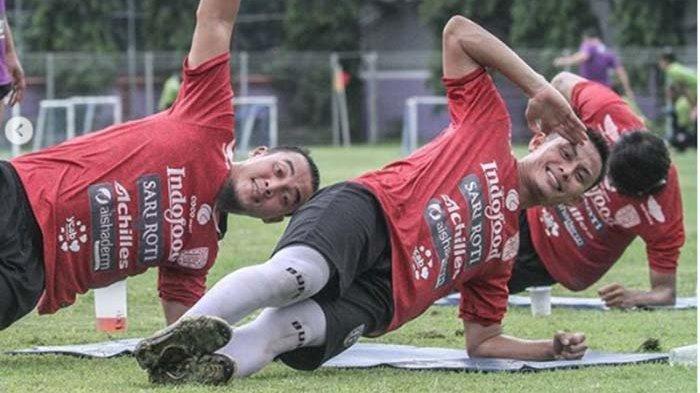 Adaptasi Cepat dengan Sistem Sentralisasi Liga 1, Bek Bali United Dias Angga Siap Beraksi