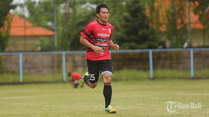 Pemain Bali United Michael Orah Minta Fans Merayakan Juara dengan Positif
