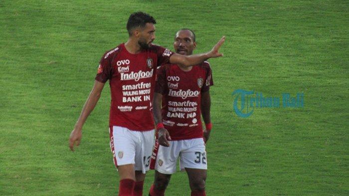 Bali United Vs PSM Makassar, Pemain Asing Pacheco Latihan Terpisah, Berikut Ini Grup Piala Menpora