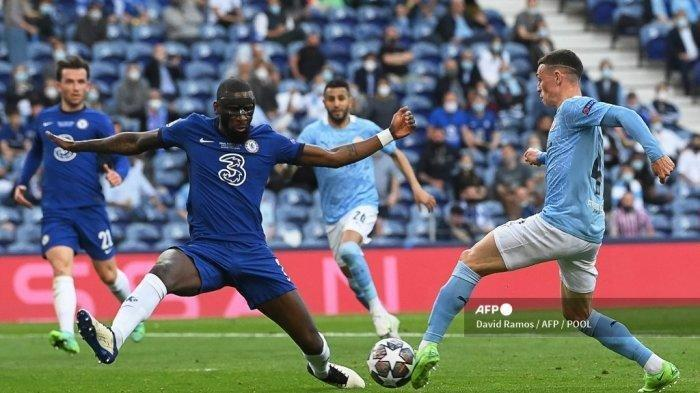 HASIL CHELSEA VS MAN CITY - Gol Gabriel Jesus Beri Kekalahan Perdana The Blues