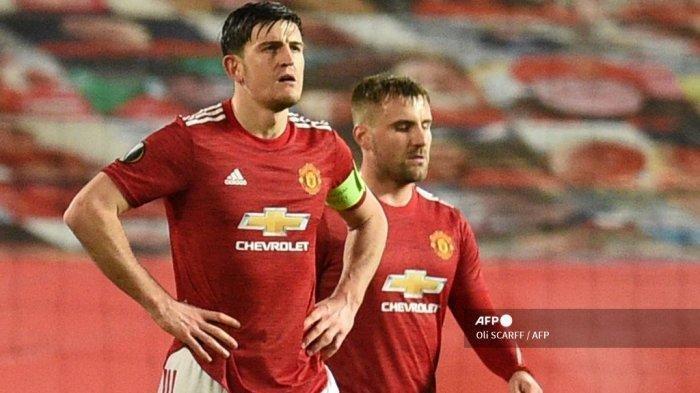 Luke Shaw Akui Permainan Manchester United Saat Singkirkan AC Milan Jelek: Sebut Modal Untung Saja
