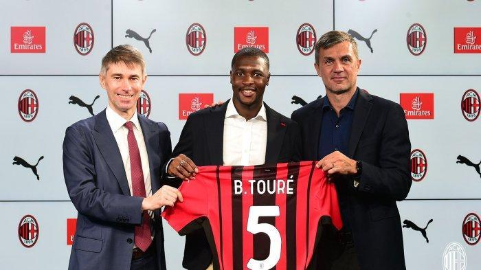 UPDATE: Resmi! AC Milan Datangkan Fode Ballo-Toure dari AS Monaco, Pakai Nomor 5 Milik Diogo Dalot