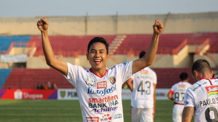 Tugas Baru Bek Kiri Bali United Ricky Fajrin Setelah Resmi Menjadi Seorang Ayah