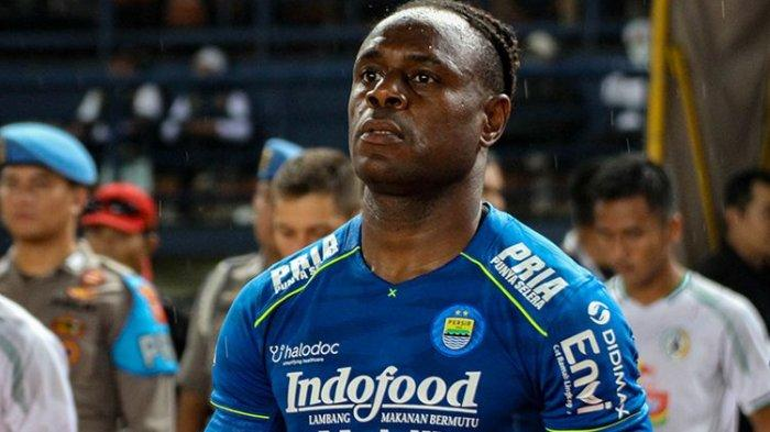Bek Persib Bandung Victor Igbonefo Kecewa Liga 1 2020 Ditunda Lagi
