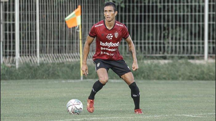 Pemain Keturunan Filipina Resmi Dikontrak Bali United, Ngaku Lima Tahun Tak Main di Tim Profesional