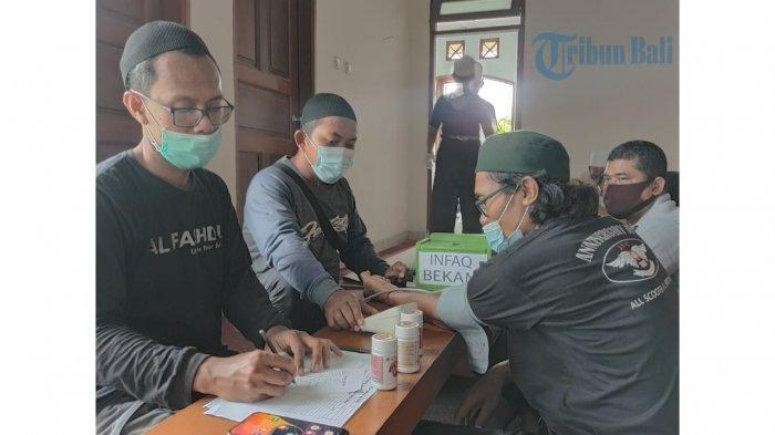 Sambut Datangnya Bulan Suci Ramadhan, Yayasan Baitul Mu'miniin BKDI Bali Adakan Bekam Massal