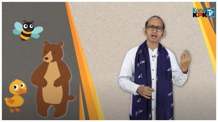 Dongeng Kak Aio: Lebah, Beruang, dan Bebek - Ini Jawaban Kelas 1-3 SD, TVRI 3 Agustus 2020