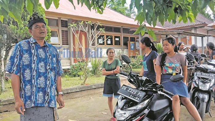 Komang Tastriani Sedih Sekolahnya Ditutup, SMP TP 45 Kayuambua 2 Tahun Sulit Dapat Siswa