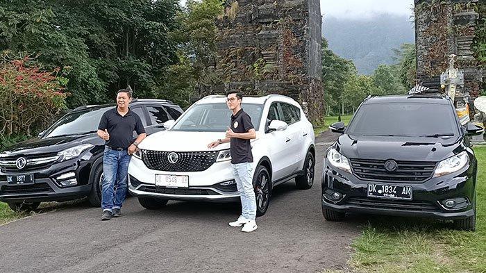 Mobil DFSK Glory i-Auto Diperkenalkan di Bali, Unggul pada Fitur Perintah Suara