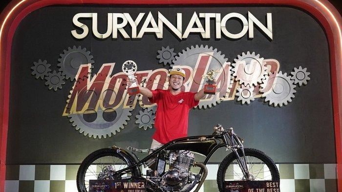 MotorSuzuki Thunder Raih Best of The Best di Suryanation Motorland Battle 2019 Bali