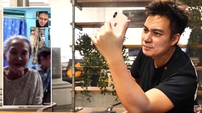 Buntut Video Kontroversialnya, Subscriber Turun Drastis, Baim Wong Ingin Ketemu Kakek Suhud