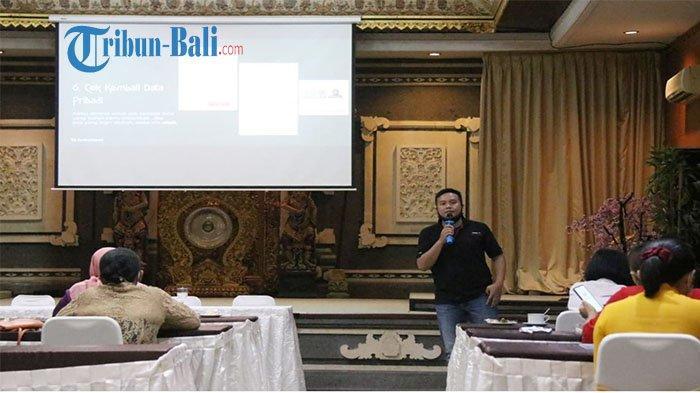 Dukung Pemulihan Ekonomi Bali, Pemprov Gelar Bimtek Kewirausahaan dan Marketplace bagi IKM