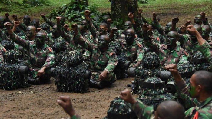 Pangdam XVIII/Kasuari Sambangi Siswa Dikjurbaif Otsus Papua Barat, Ingatkan Untuk Jaga NKRI