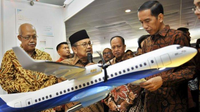 Mengenang Setahun Kepergian BJ Habibie, Inilah Warisan Sains untuk Indonesia dan Dunia