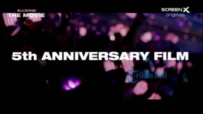 Film Perayaan 5 Tahun Blackpink Kini Tayang di Bioskop