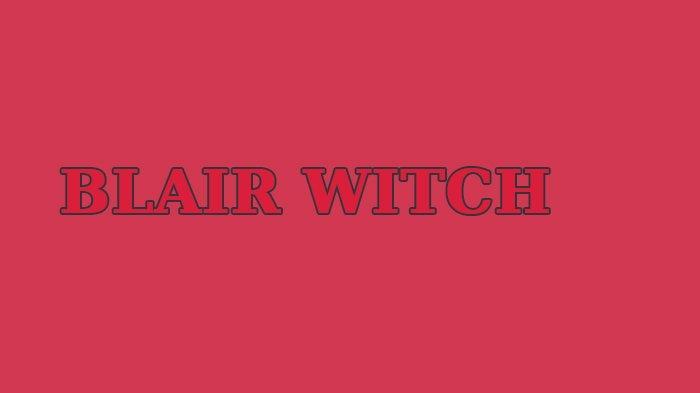 Film Horor Supernatural Blair Witch Akan Tayang Malam Ini, Kemah Bersama Hantu Berwujud Batang Kayu