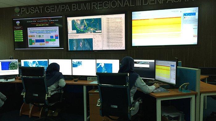 BMKG Catat 3.600 Lebih Gempa Terjadi di Bali Dari Januari Hingga Agustus 2019