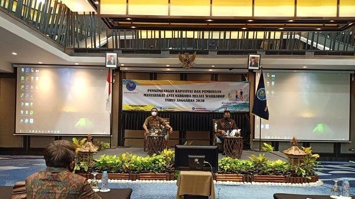 Jadi Bekal bagi Pegiat Anti Narkoba, BNN Kabupaten Badung Gelar Workshop untuk Siswa