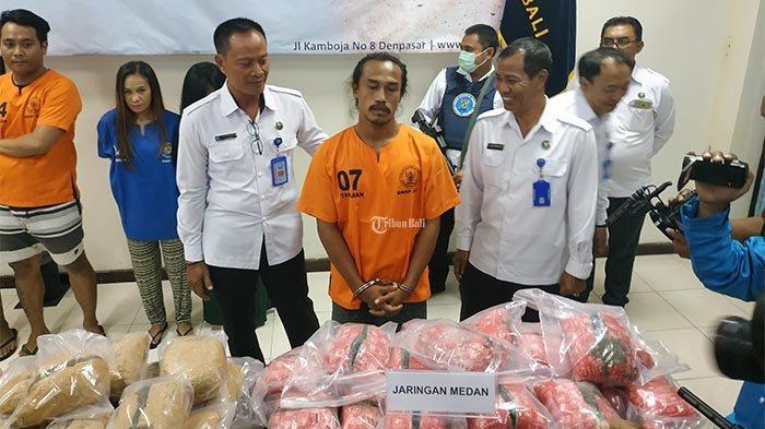 BNNP Bali Ungkap Tindak Pindana Narkotika Jaringan Medan, Pelatih Surfing Ditangkap di Canggu