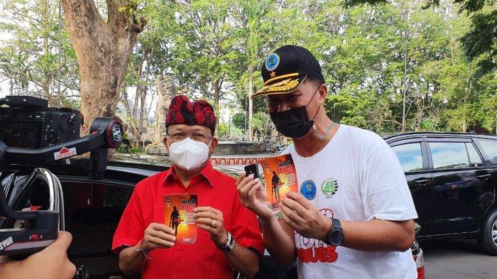 Selamatkan Generasi Emas Dari Bahaya Narkoba, BNNP Bersama Gubernur Bali Kampanye War on Drugs