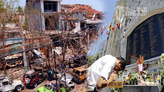 Hari Ini Dalam Sejarah: 19 Tahun Tragedi Bom Bali, Ledakan Dahsyat Mengguncang Kuta dan Denpasar