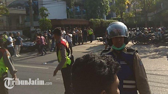 Ledakan Tenyata Mengguncang Tiga Gereja di Kota Surabaya