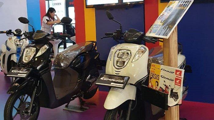 Wow, Honda Genio Custom Playground di Level 21 Mall