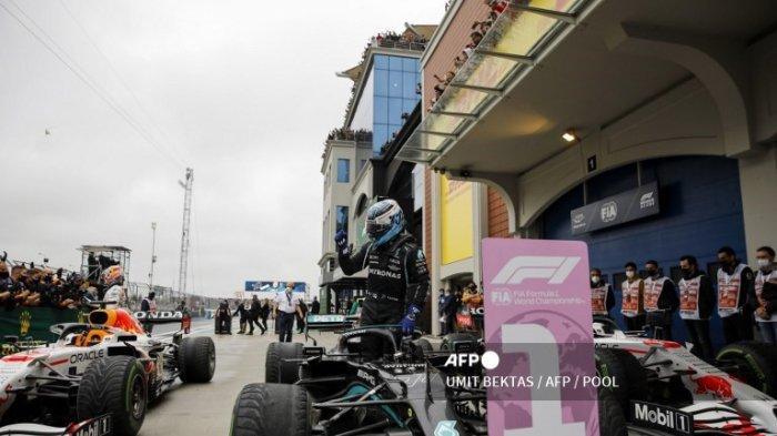 F1 GP Turki: Pebalap Mercedes AMG Petronas Valtteri Bottas Keluar menjadi Pemenang