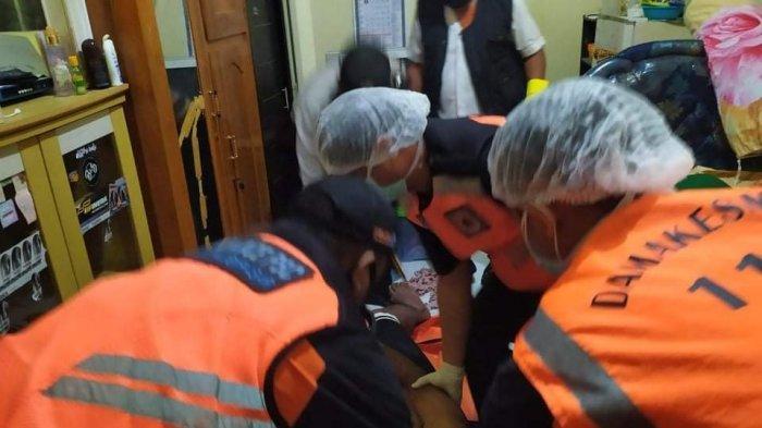 BPBD Denpasar Evakuasi Pria Gantung Diri di Denpasar