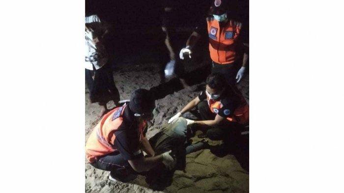 Percobaan Bunuh Diri di Pantai Sanur, Seorang Pria Minum Pembersih Lantai dan Ceburkan Diri ke Laut