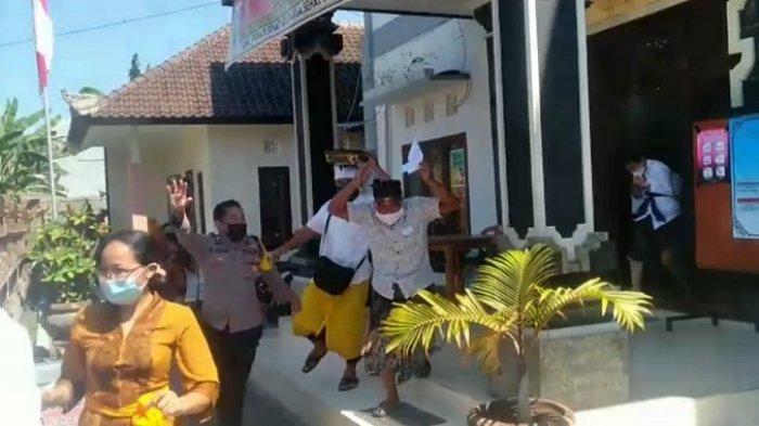 Wilayah Rawan Tsunami, BPBD Klungkung Gelar Simulasi Bencana Khususnya Daerah Pesisir