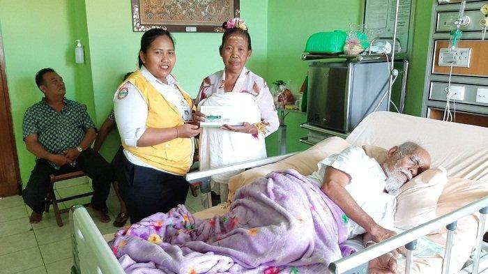 BPJS Kesehatan Jamin Penuh Biaya Kesehatan Sulinggih Ida Pedanda Gede Ketewel Warga Klungkung