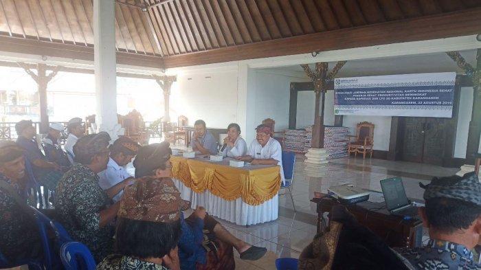 BPJS Kesehatan Klungkung Bersama Kejaksaan Jaring Koperasi dan LPD di Karangasem
