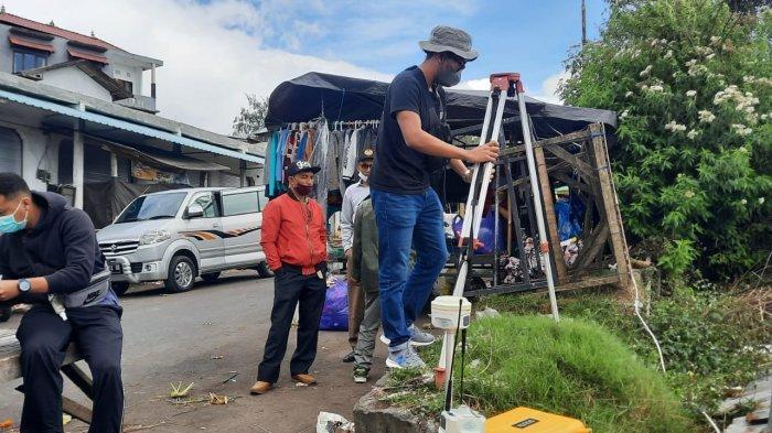 Sertifikat Tanah Pasar Singamandawa Kintamani Hilang, BPN Bangli Lakukan Pengukuran Lahan Ulang