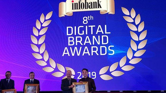 Aktif di Ranah Digital, BPR Lestari Bali Pertahankan Gelar the Best Digital Brand Award